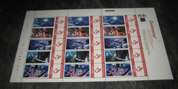 Disney Peter Pan - Hook  Strips - Comics -BD - Duostamp - Duostamps - Duozegels - Ongeplooid! MNH Postfris - Private Stamps
