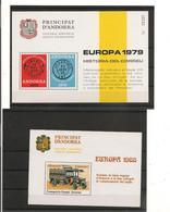 ANDORRE  ANNÉES 1979-1988 ABAD N° 2 Et 15 ** - Unused Stamps
