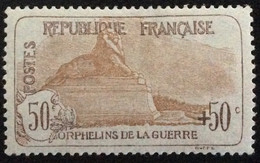 N° 153    NEUF *  AVEC  CHARNIÈRE   ( LOT:6127) - Unused Stamps