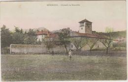D84 - MERINDOL - CHÂTEAU LA BOURDILLE - Enfants - Carte Colorisée - Andere Gemeenten