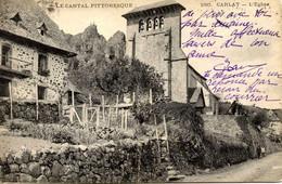 CARLAT L' Eglise - Carlat