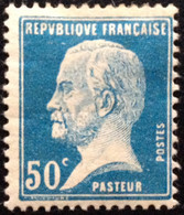 N° 176    NEUF *  AVEC  CHARNIÈRE   ( LOT:6140) - 1922-26 Pasteur