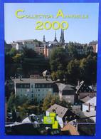 Livret Annuel 2000 Complet Yv 1444/73 (30 Timbres) + BF18 + Carnet C1440 + Feuillet Noël; Tous Neufs ** - Volledige Jaargang