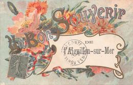 85 - VENDEE - L'AIGUILLON SUR MER - 10105 - CPA Fantaisie Ancienne - Other Municipalities