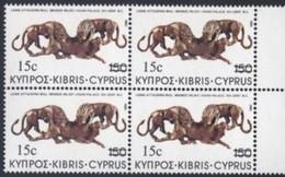 CYPRUS  CHYPRE  1983      Bloc  X  4  Neuf    VALEUR   15  C - Otros