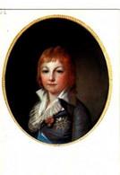Portret Delfina Ludwika XVII, Aleksander Kucharski, Carnet Louis XVII Enfant - Storia