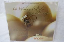 """CD """"14 Weihnachtslieder Zum Mitsingen"""" Weihnachtsedition 1 - Canzoni Di Natale"""