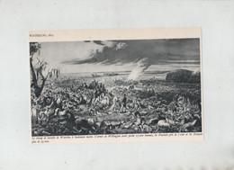 Waterloo 1815 Armée De Wellington Prussiens Français Pertes Humaines - Sin Clasificación