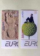 EUROPA CEPT 2004 ARMENIE 2 V Neuf MNH ** YT 460 461 Vacances Holidays ARMENIA - 2004