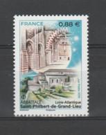 FRANCE / 2019 / Y&T N° 5334 ** : Abbatiale De St-Philbert De Grand-Lieu X 1 - Neufs