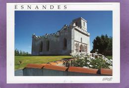 17 ESNANDES L'Eglise Romane Fortifiée - Other Municipalities