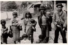 Thematiques Bresil Ethnies Villageois - Ohne Zuordnung
