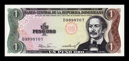ERepública Dominicana 1 Peso Oro 1984 Pick 126a(2) SC UNC - Dominicana