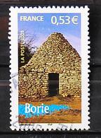 FRANCE 2005 - Cachet à Date N° 3823 - Portrait De Nos Régions - Une Borrie - Usados