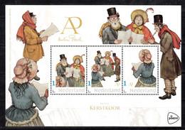 Nederland Persoonlijke Zegels PostNL : Anton Pieck, Muziek, Kerstkoor, Music, Christmas Choir - Nuovi