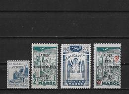 Maroc Yv. 223 Et 238 - 240 Neufs - Ongebruikt