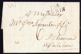 LAC DEPARTEMENTS CONQUIS - 1801-1848: Precursori XIX