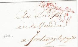 LSC MARQUES DE FRANCHISE - 1801-1848: Precursori XIX