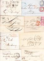 LSC MARQUES D'ENTREE - 1801-1848: Precursori XIX