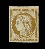 * EMISSION CERES 1849 - 1849-1850 Ceres