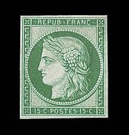 ** EMISSION CERES 1849 - 1849-1850 Ceres