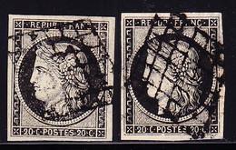 O EMISSION CERES 1849 - 1849-1850 Ceres