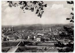 CITTA' DI CASTELLO - PANORAMA - PERUGIA - 1954 - Perugia