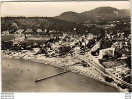 D83  CAVALAIRE SUR MER  La Plage Et Les Hôtels - Cavalaire-sur-Mer