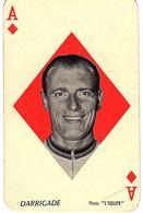 Carte à Jouer (vélo, Cyclisme) , Photo L'équipe , André Darrigade - Playing Cards (classic)