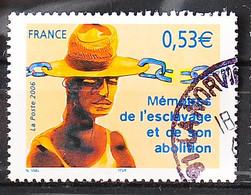 FRANCE 2006 - Cachets à Date N° 3903 - Abolition De L'esclavage - Usados