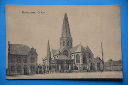 Handzaeme: De Kerk - Kortemark