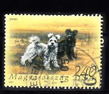Hongarije 2007 Mi Nr 5192, Honden, Dogs - Usado