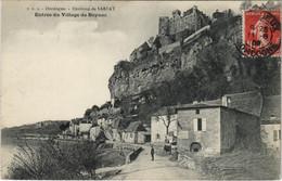 CPA Environs De SARLAT Entrée Du Village De BEYNAC (122303) - Other Municipalities