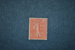 France 1924 Y&T 203 Semeuse Oblitéré - Oblitérés