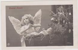 Enfant Fantaisie  Enfant Avec Des Ailes D'ange Et Bébe - Andere