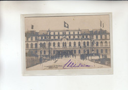 FETE D'INAGURATION   DU SIMPLON   -1900 - VS Wallis