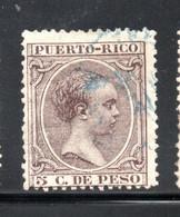YT 80  OBLITERE - Puerto Rico