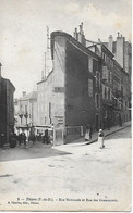 63 - THIERS Rue Nationale Et Rue Des Grammonts  éditeur A Charles Vue Rare ! - Thiers