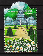 FRANCE 2007 - Cachets à Date N° 4047 - Jardins De France - Used Stamps