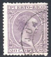 YT 98  OBLITERE - Puerto Rico
