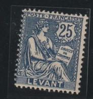 Levant N° 24 Neuf Charnière * - Ongebruikt