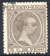 YT 107  OBLITERE - Puerto Rico