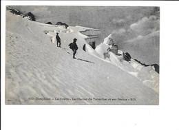 Dauphiné - La Grave - Le Glacier Du Tabuchet Et Ses Séracs. (Alpinisme, Guide) - Altri Comuni