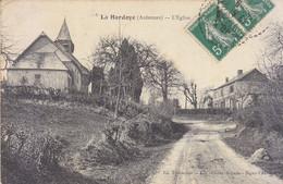 La Hardoye (Ardennes)  - L' Eglise - Ed. Trébuchet - Lib-photo Nicaise 1911 - Otros Municipios