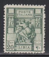 * LIBYE / COLONIE ITALIENNE - Libye