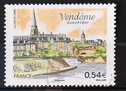 FRANCE 2008 - Cachet à Date N° 4143 - Vendôme - Usados