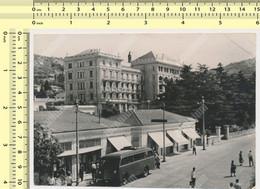 PORTOROZ  OLD BUS SLOVENIA Old Photo Postcard - Slovenia