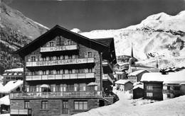 Hotel Gletschergarten Saas-Fee - VS Wallis