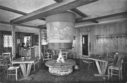 Restaurant Coquoz Planachaux S Champéry - La Cheminée - VS Wallis