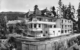 Cran S Sierre Hotel Splendide - Golf 18 Trous - VS Wallis